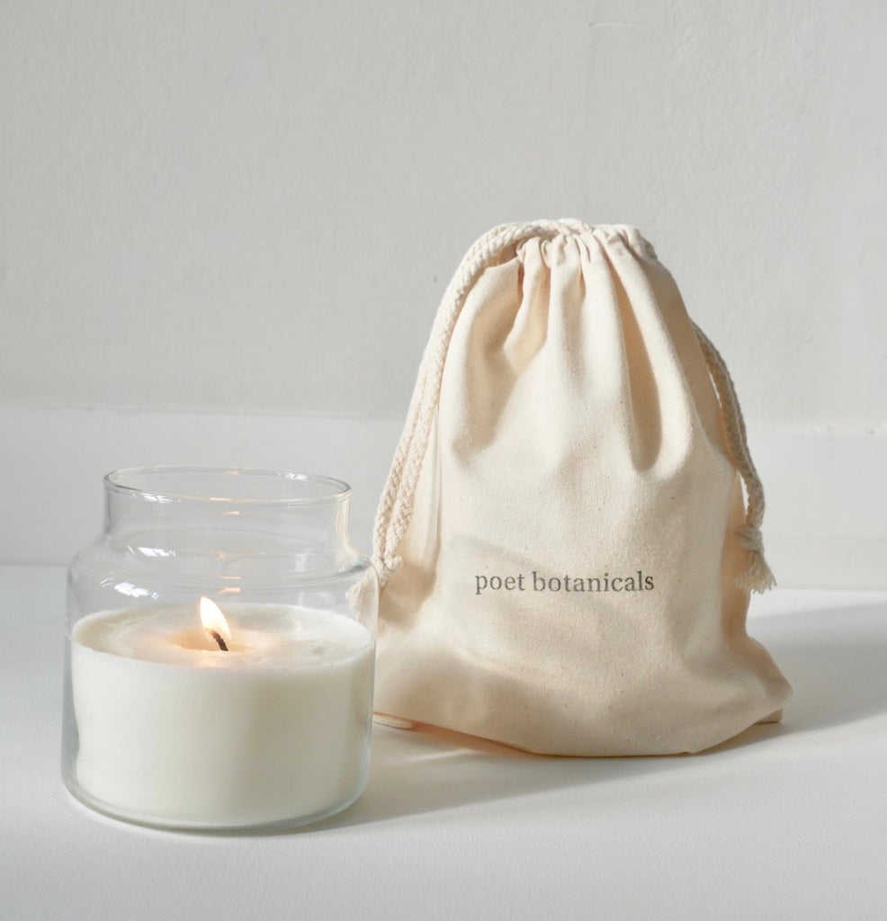 Poet Botanicals - Emotional Rescue Candle