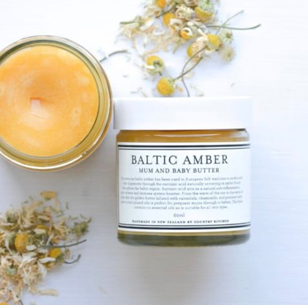 Country Kitchen - Baltic Amber Mum and Baby Body Butter