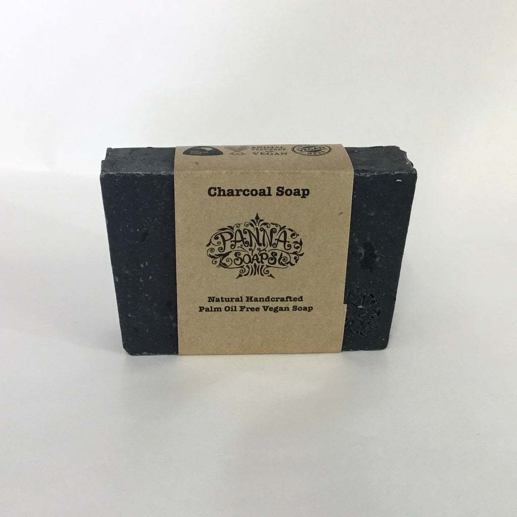 Panna Soap - Charcoal