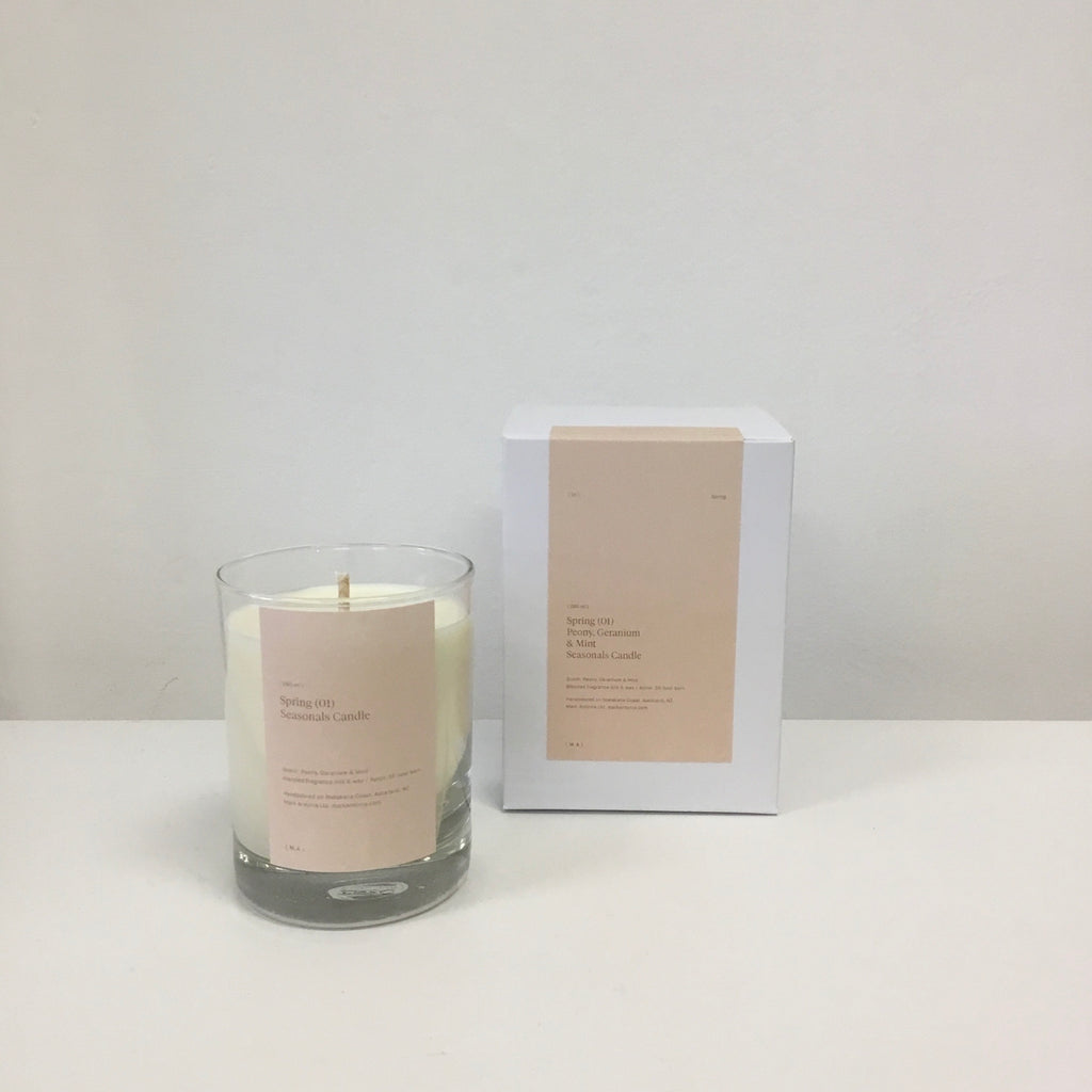 Mark Antonia Candles - Spring