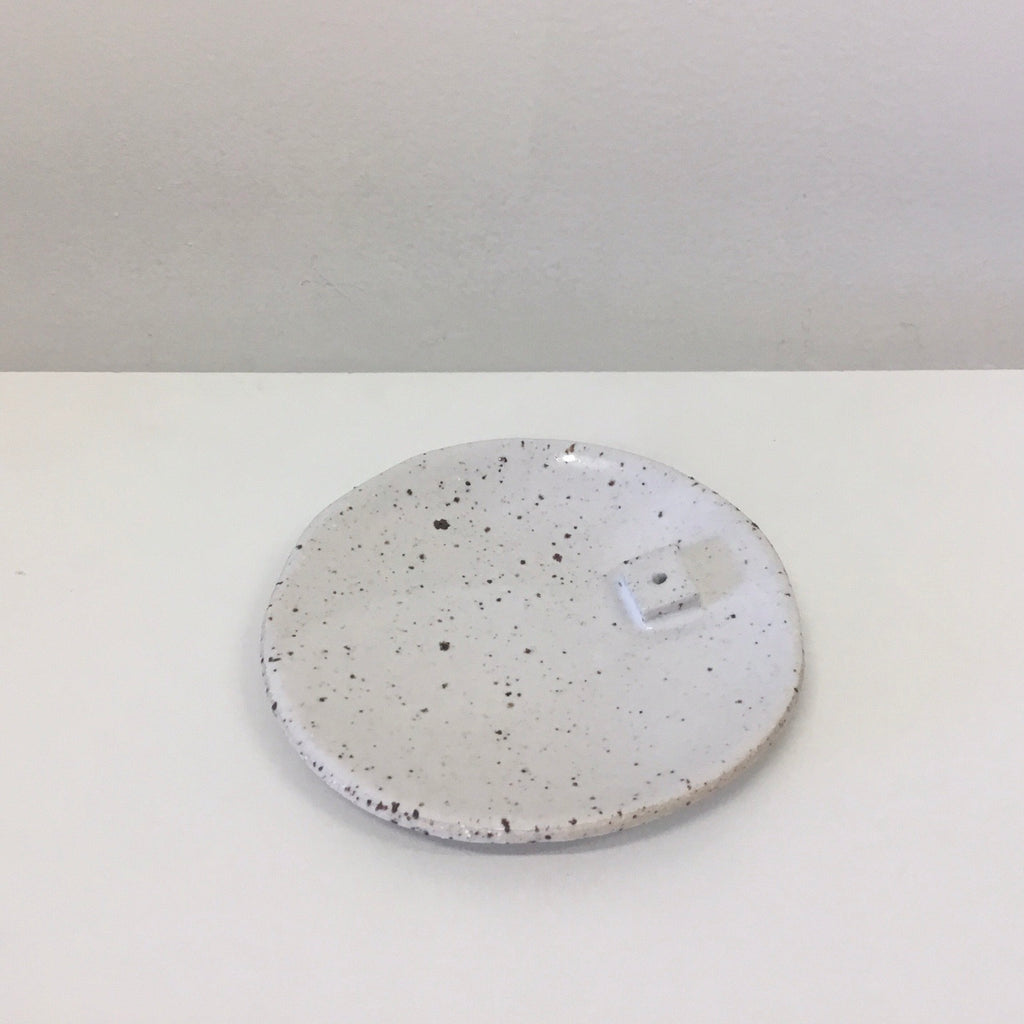 Goodwin Ceramics- Incense Holder White