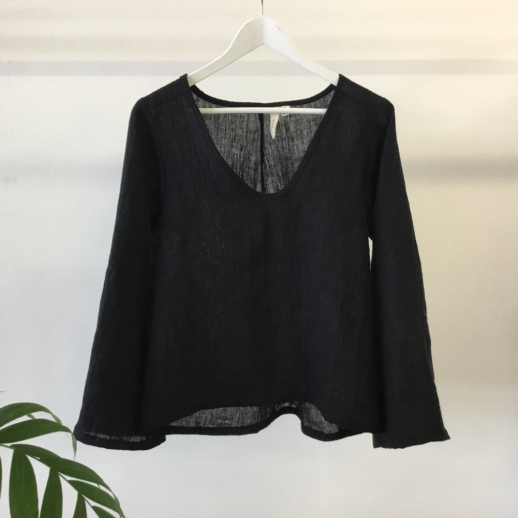 Sundown top - Black