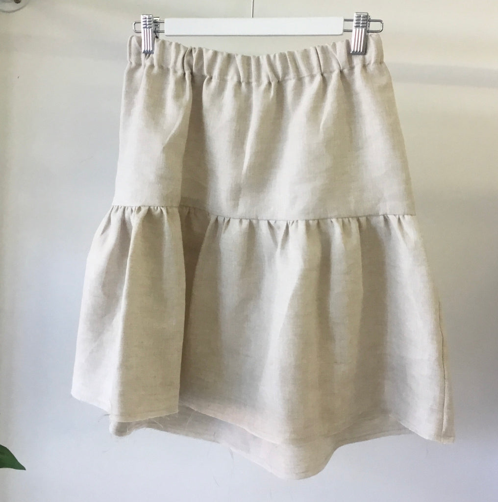 Holly Skirt - Natural
