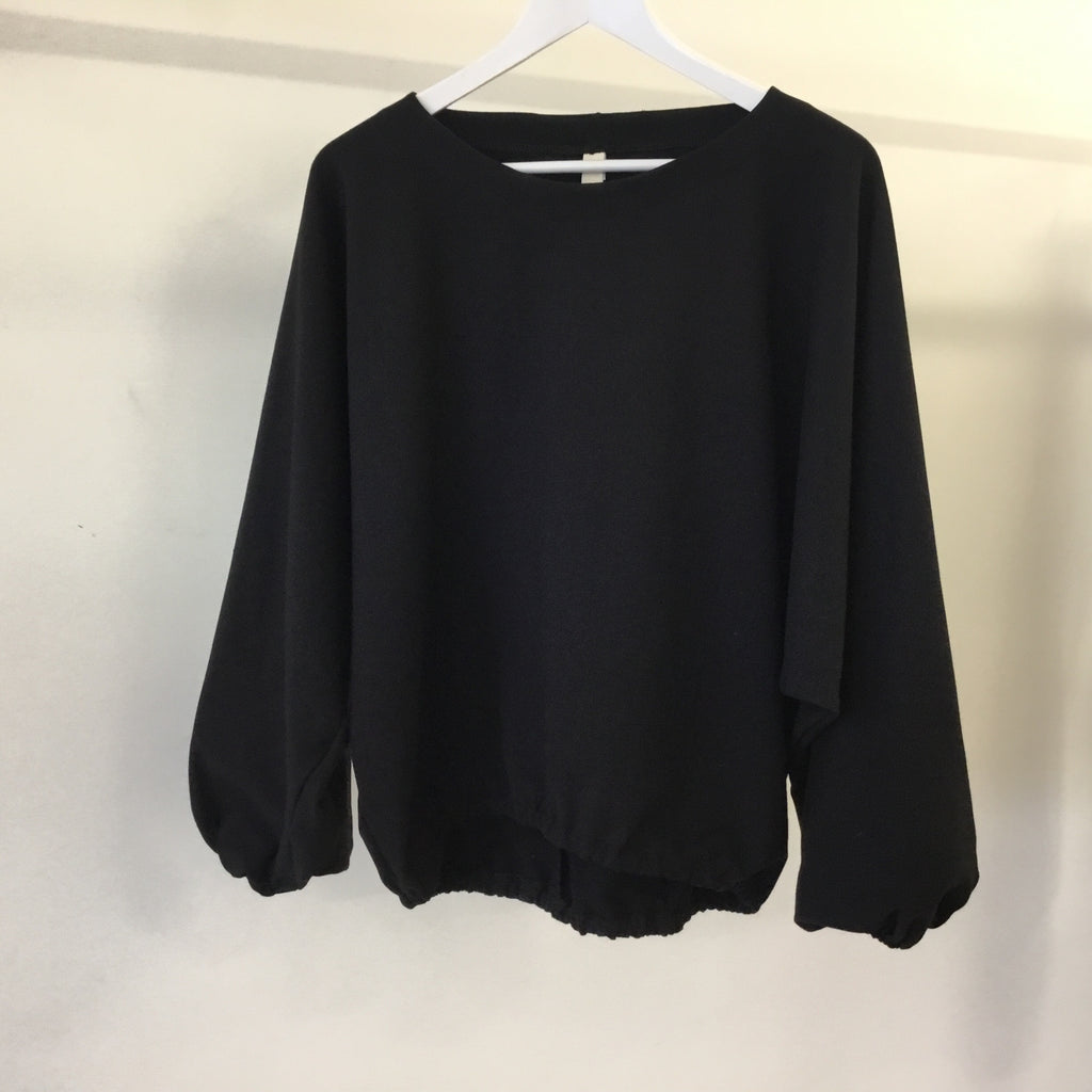 Unwind Sweatshirt - Black