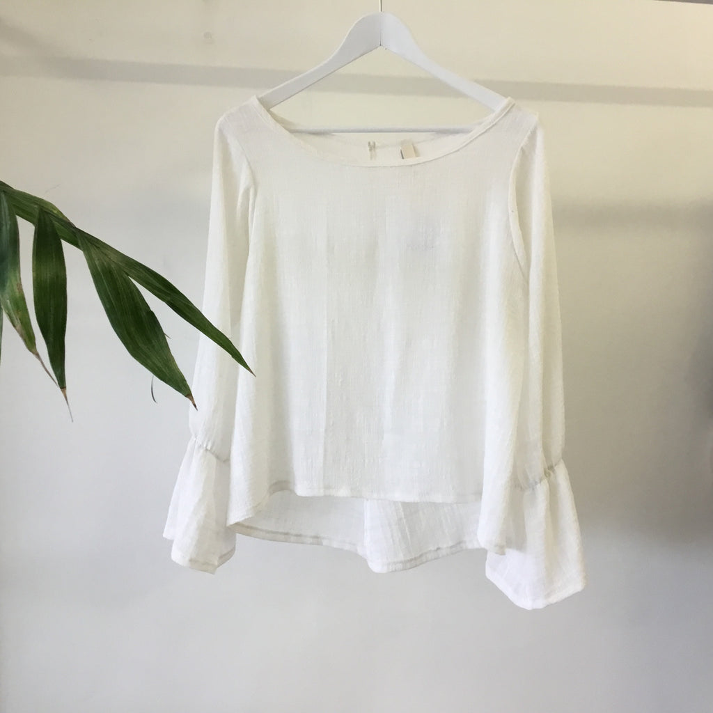 Sky top - Off White