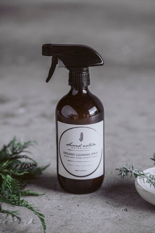 Organic Cleaning Spray