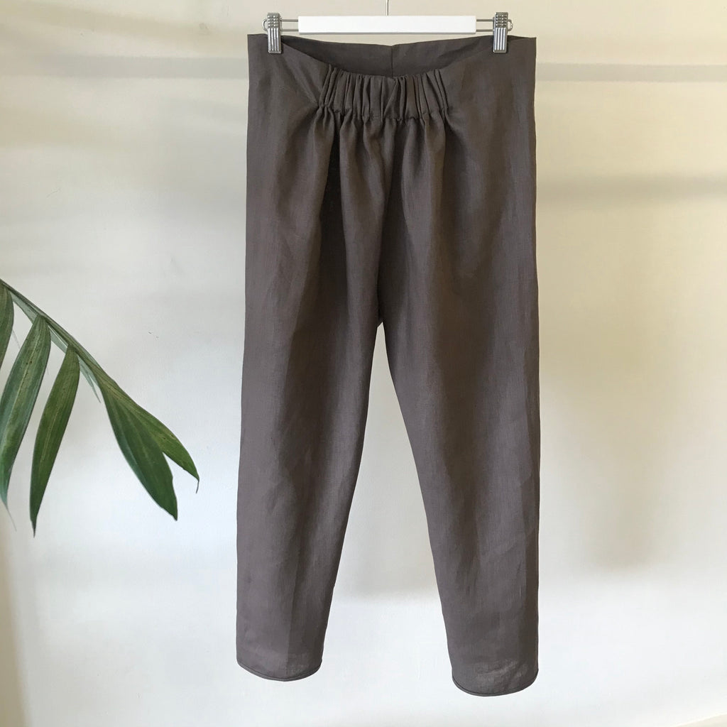 Enso Pant- Earth linen