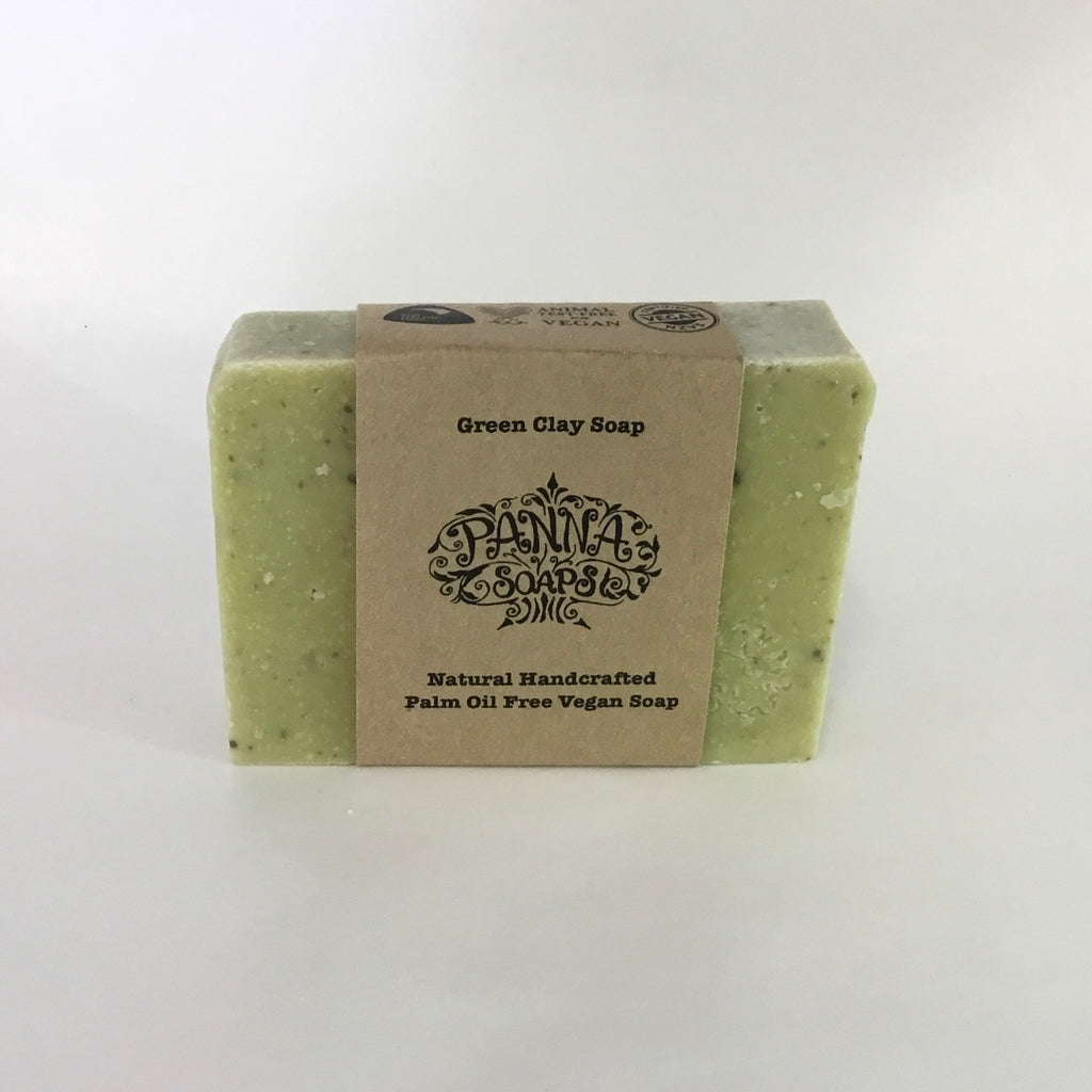 Panna Soap - Green Clay
