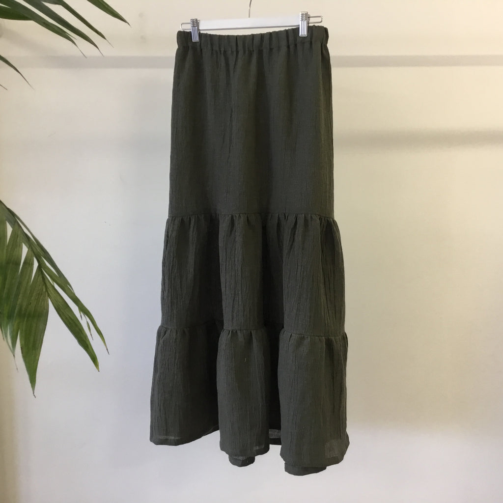 Phoebe Skirt - Forest