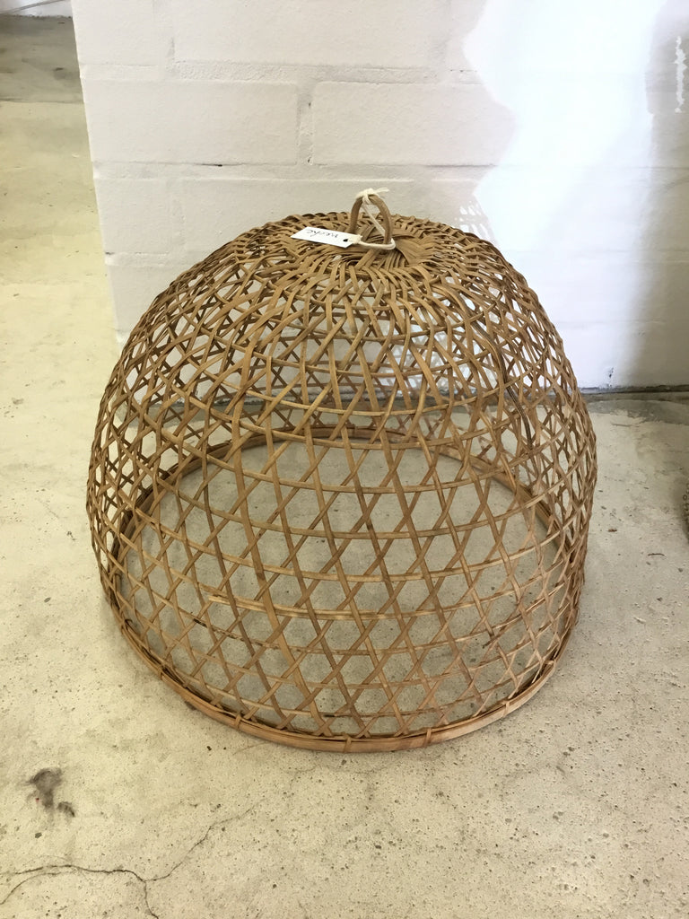 Rattan Food Cover/Shade