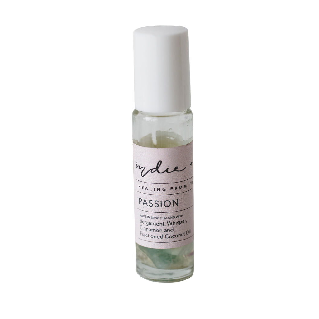 Indie and Mae Chakra Oil - Passion