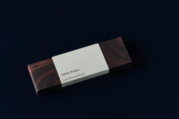 Subtle Bodies - Australian Sandalwood Incense