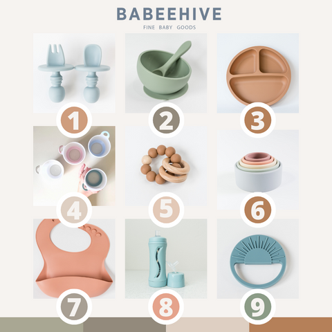 Top Trending Baby Products to Include on Your Baby Registry