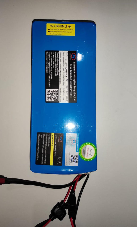 Battery for ultimate
