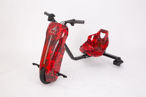 Drifting kart  red