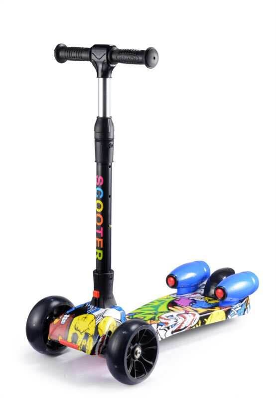 Sparky kids scooter