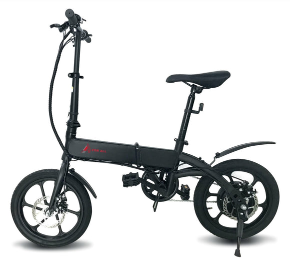 Super Foldy electronic scooter
