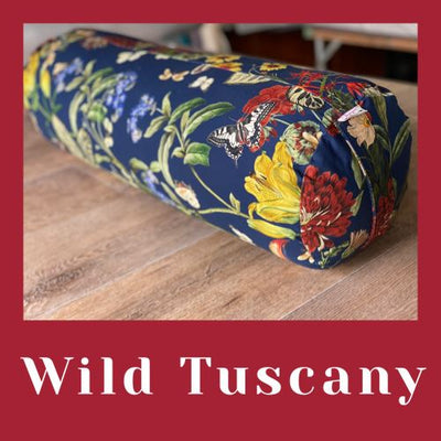 Eye pillows - organic Lavender and Linseed. Grown and created Locally Yoga bolsters and Floor Cushions - Assassinsdesigns wild tuscany