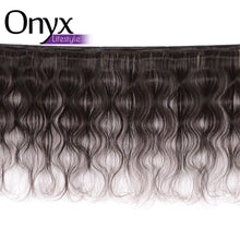 Load image into Gallery viewer, Brazilian Body Wave 3 Bundles Human Remy (Natural Color)