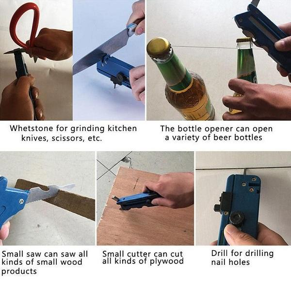 Multifunctional Cutter