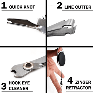 Quick Knot Fishing Tool