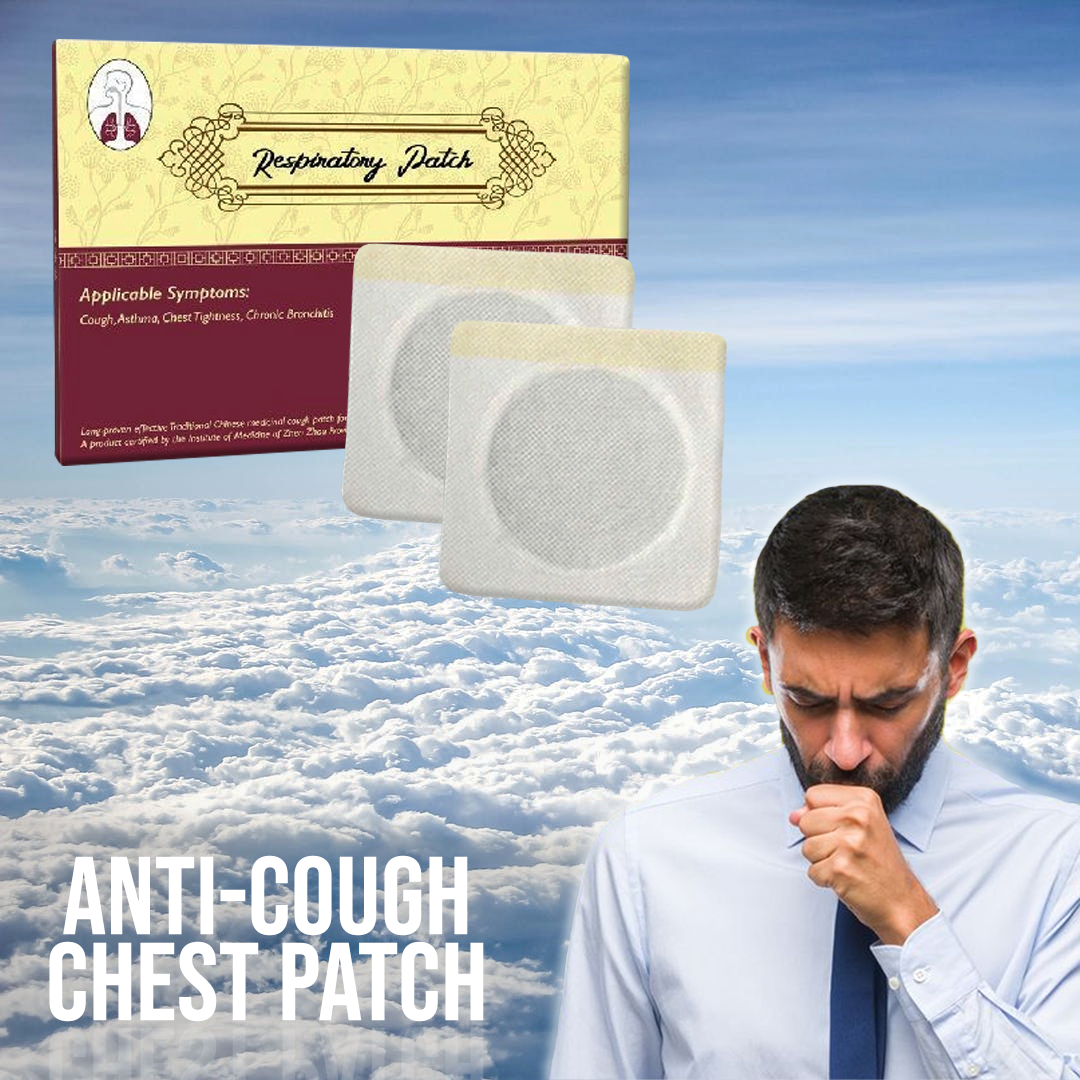 NatureCare™ Anti-Cough Chest Patch