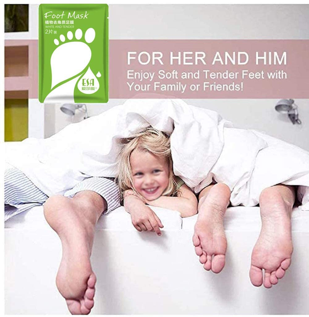 BabySkin™ Ultimate Foot Peeling Mask