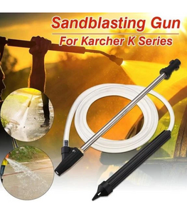 Do It Yourself Sandblast Kit