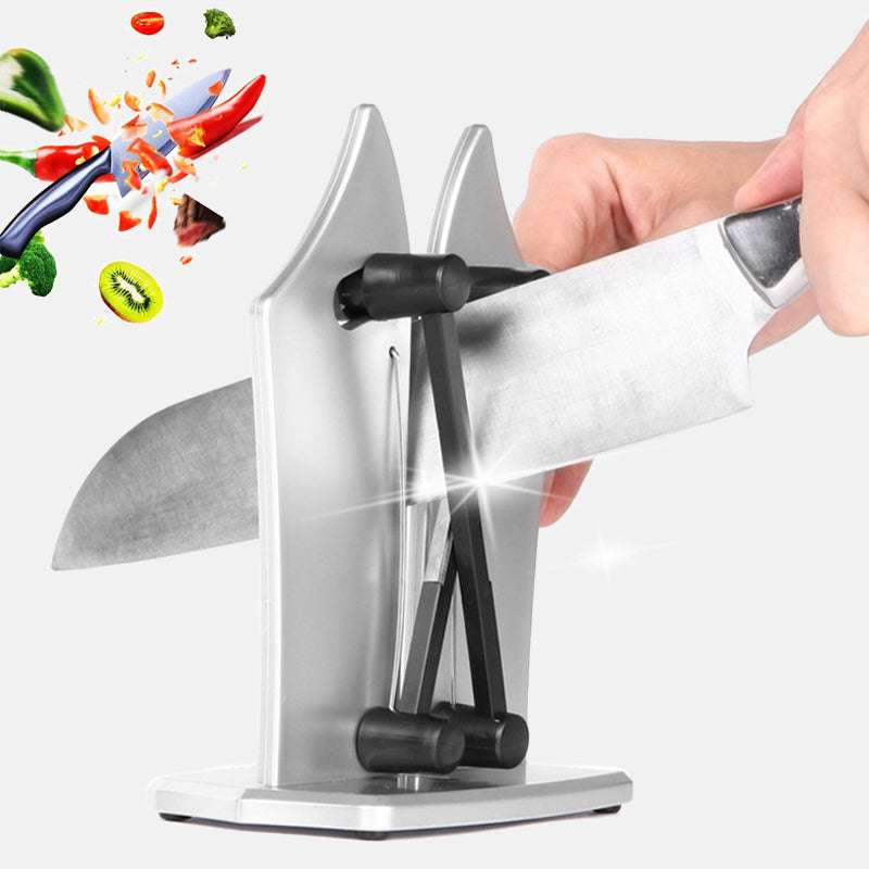 Knife Sharpener 2020 - Upgraded Tungsten Carbide