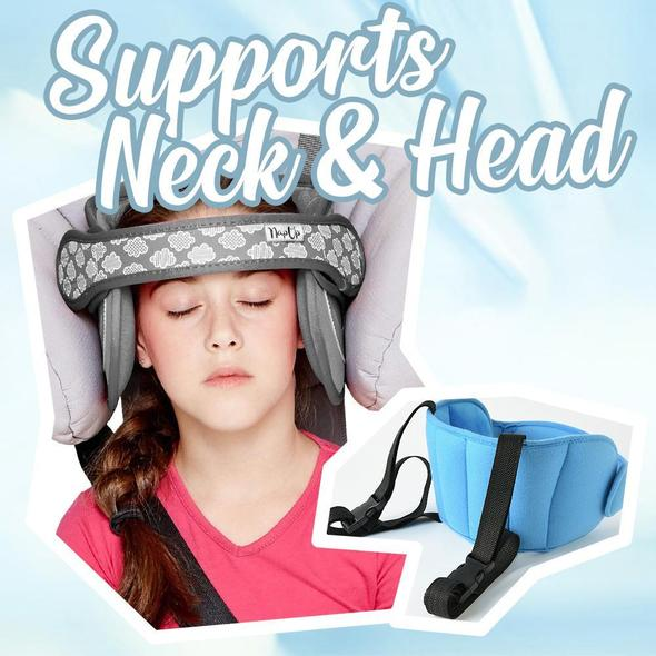Child Head Support For Car