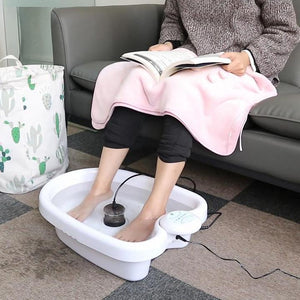Optimum Detox™ Ionic Foot Spa - Feel Detoxed And Cleansed At Home!