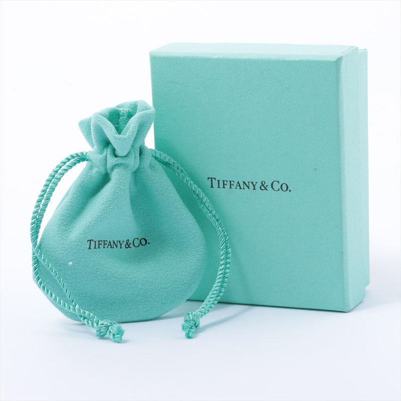 TIFFANY & Co. Open Heart Necklace 925 2g