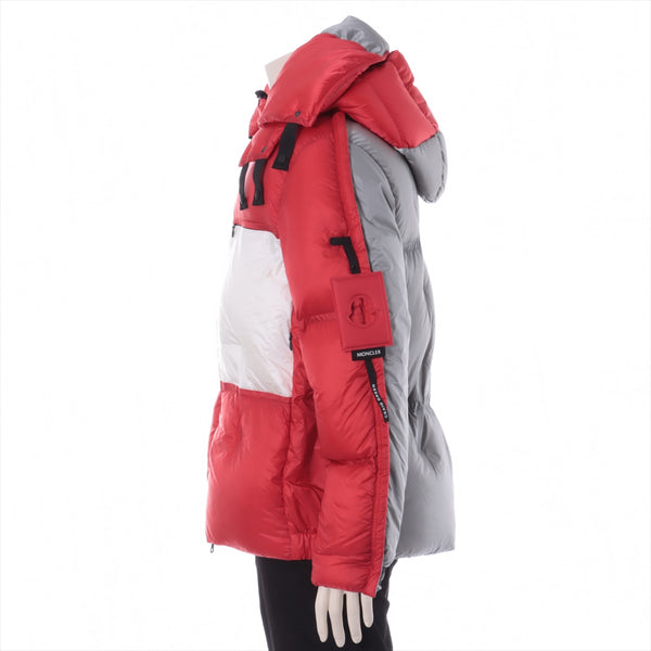 Moncler Genius Craig Green COOLIDGE 19AW Nylon Down Jacket 2 Mens Red