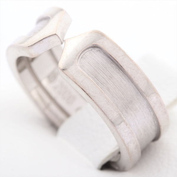 Cartier Cartier C2 Ring 750WG # 50