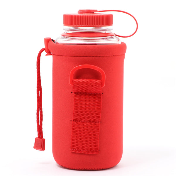 Supreme Bottle Plat Stick Red Nalgene Bottle