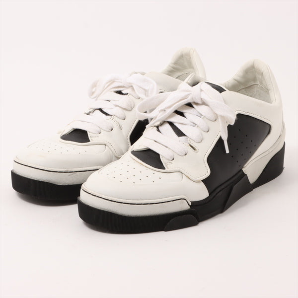 Givenchy Leather Sneakers 39 Men's White