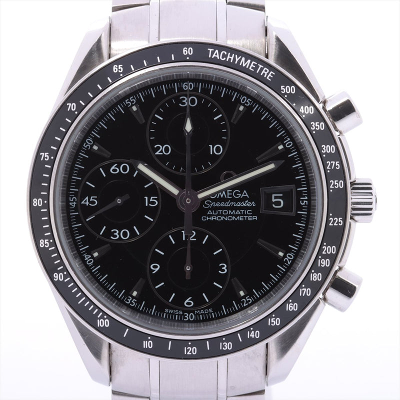 Omega Speedmaster 3210.50 Stainless Steel AT Black Dial Links4 (Exclusive)