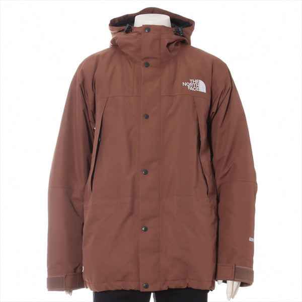 North Face Gore-Tex Down Jacket L Men's Brown
