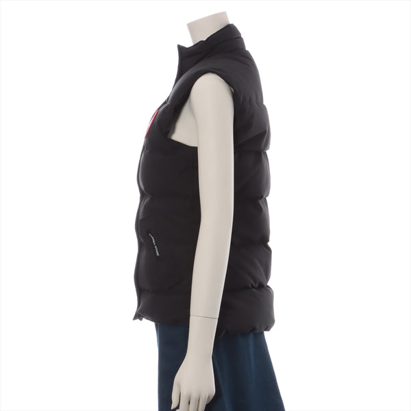 Canada Goose FREE STYLE Cotton x Polyester Down Vest S Ladies Black 2832L Sotheby