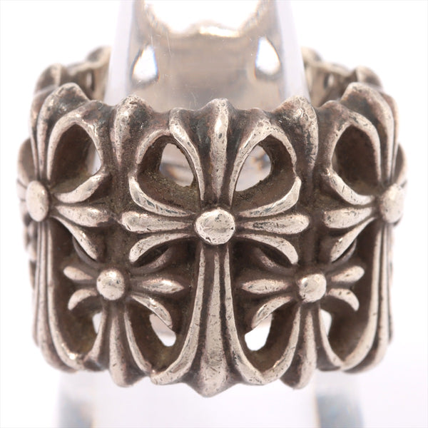 Chrome Hearts Cemetery Cross Ring 925 19.4g