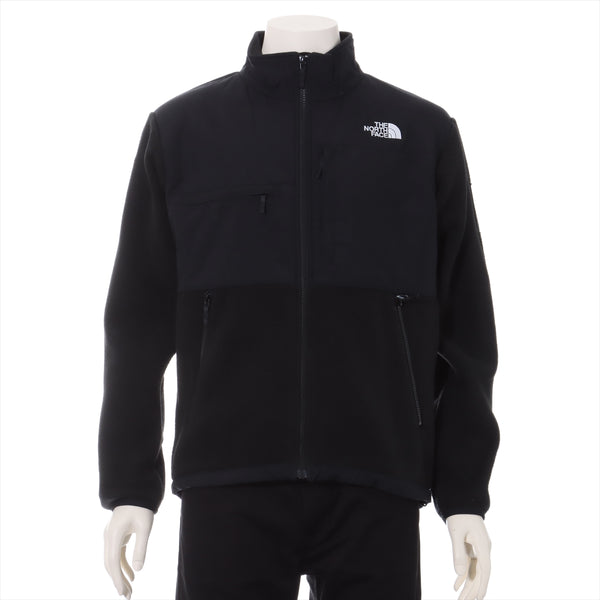 North Face fleece jacket M men's black MA72051 DENALI