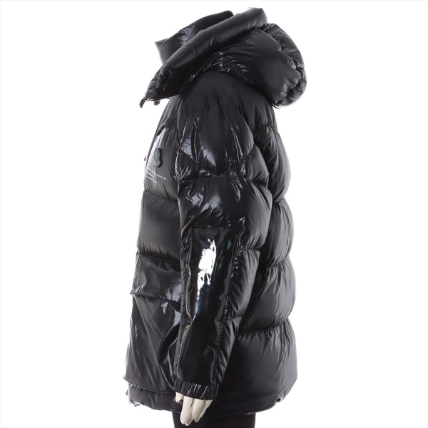 Moncler Genius Fragment 19 Years Nylon Down Jacket 2 Mens Black NIEUPORT
