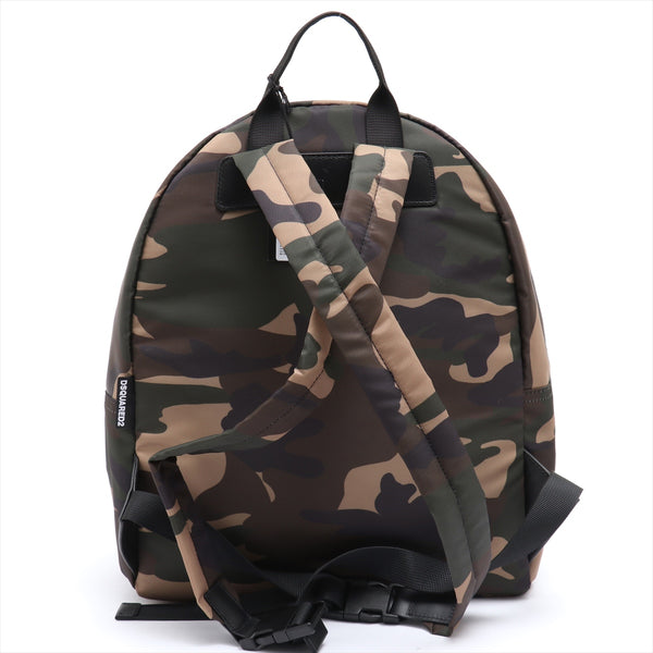 Dsquared Nylon Backpack / Backpack Khaki
