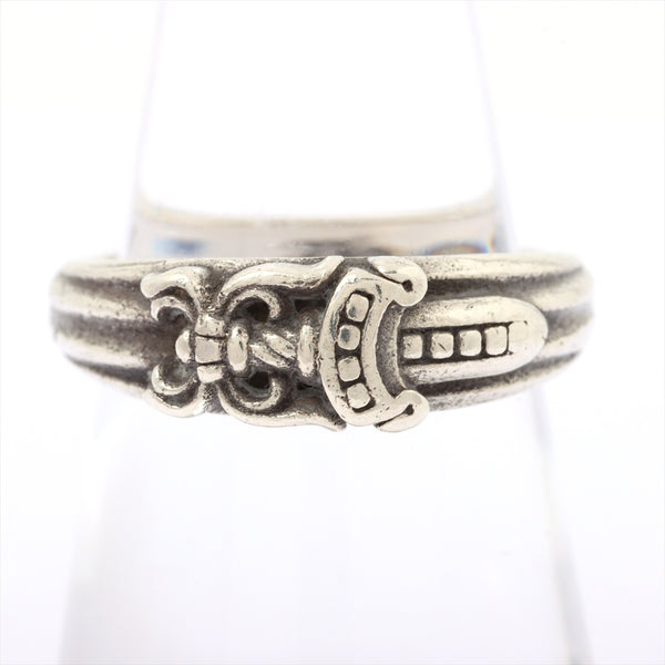 Chrome Hearts Baby Classic Dagger Ring 925 6.4g