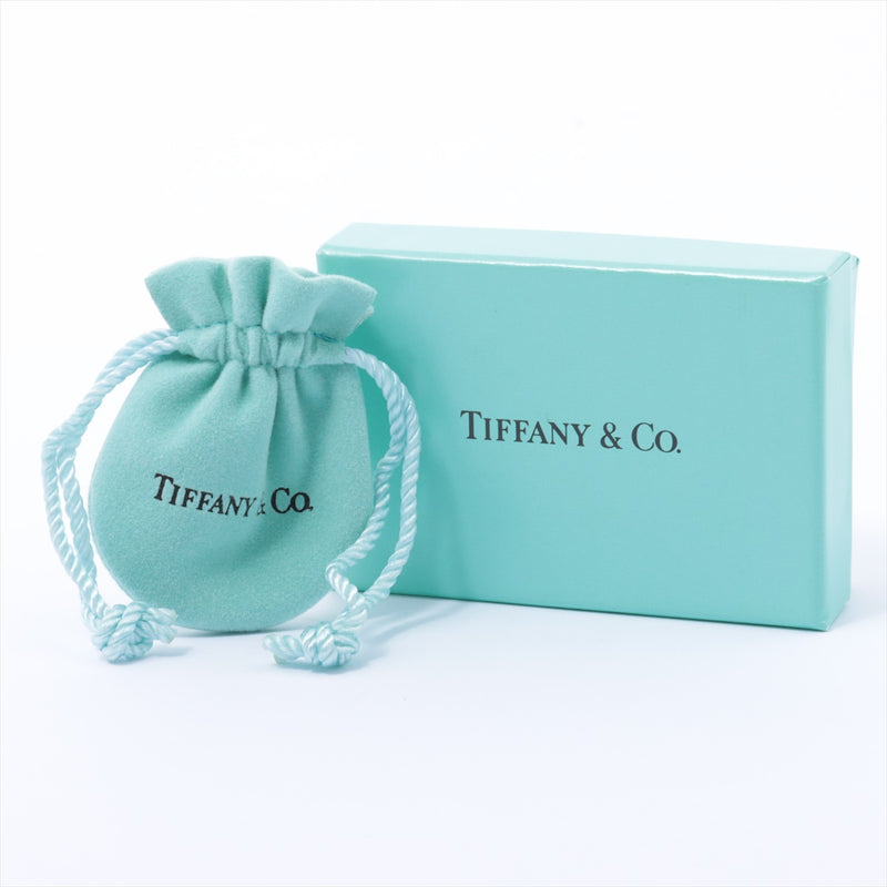 TIFFANY & Co. Open Heart Necklace 925 2.9g