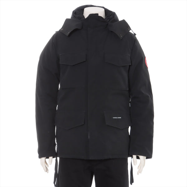 Canada Goose KAMLOOPS Cotton x Polyester Down Jacket M Men's Black 4078JM Griffin