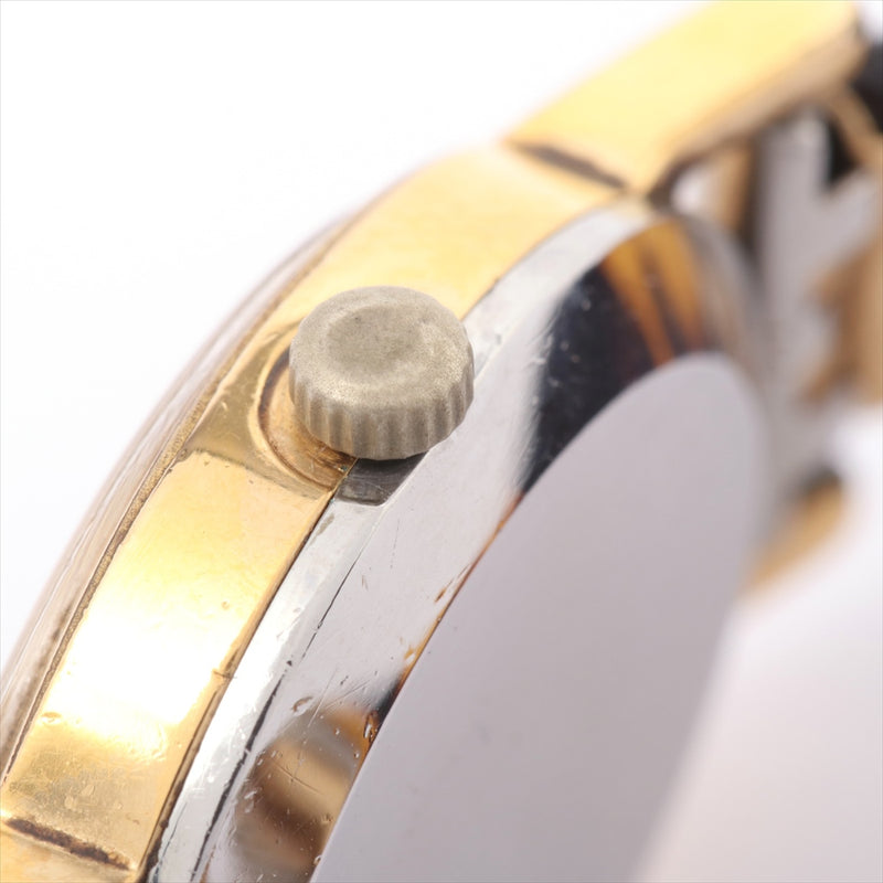 Omega Geneve Oval Gold Plated Outside Breath Hand Winding Champagne Dial