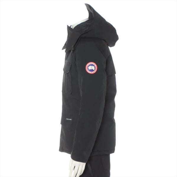Canada Goose KAMLOOPS Cotton x Polyester Down Jacket S Men's Black 4078JM Griffin