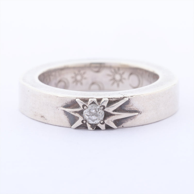 Sympathy of Soul Signature Ring 925 6.4g No. 6 Diamond