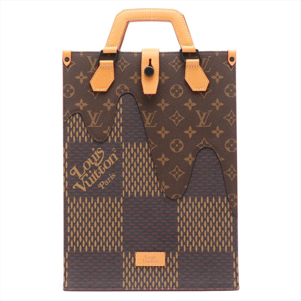 Louis Vuitton Monogram Mini Tote N40355 NIGO Collaboration